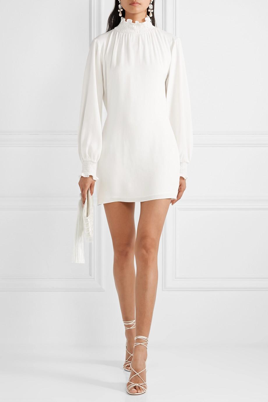 Alternativas al clásico look de novia, net a porter - Vanessa Cocchiaro - Wedding Hub - 01