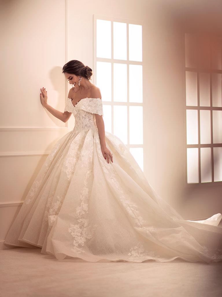 Benito Santos, vestidos de novia - Wedding Hub - 01