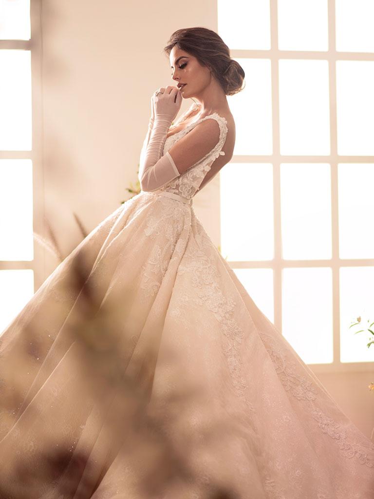 Benito Santos, vestidos de novia - Wedding Hub - 08