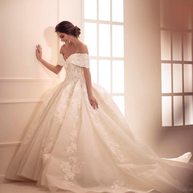 Benito Santos: Vestidos de novia imperdibles