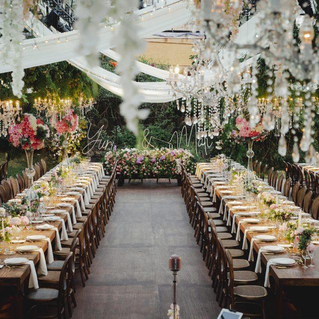 Lucero Álvarez Wedding Planner: Una boda trendy y a detalle