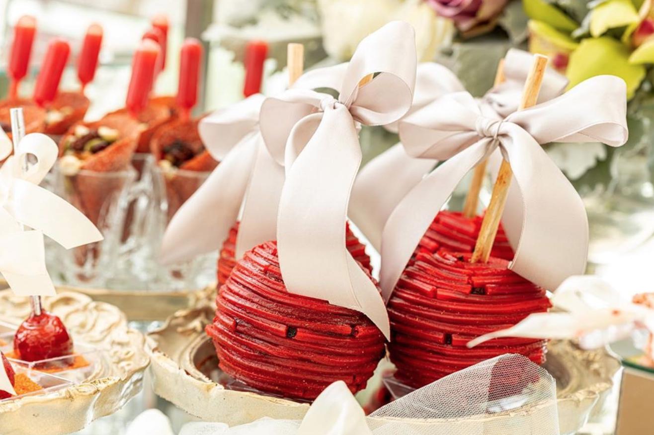 Paulina Abascal, Mesas de dulces exclusivas para boda - Wedding Hub - Wedding Hub - 011