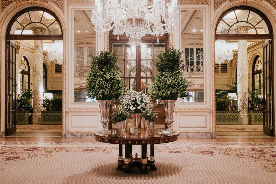 The Plaza Hotel, bodas en nueva york, hoteles para boda en nueva york - Wedding Hub - 011