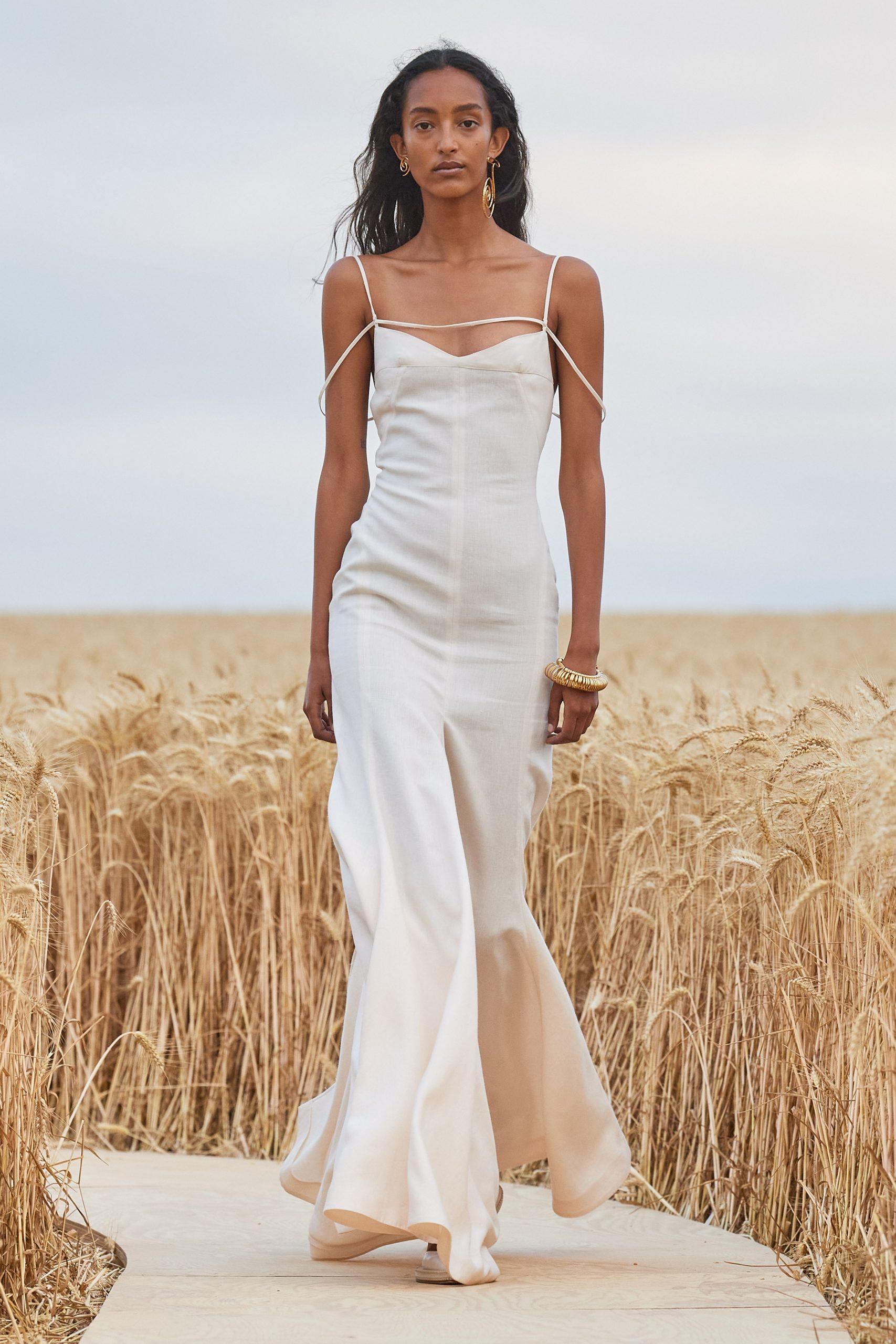 Jacquemus Spring 2021 L'Amour, desfile jacquemus spring 2021 - Wedding Hub - 01