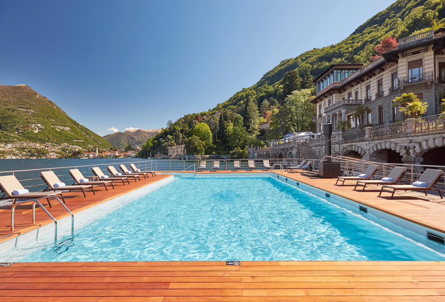 Mandarin Oriental Lago di Como, luna de miel en Italia, Los hoteles más lujosos de Italia - Wedding Hub - 01