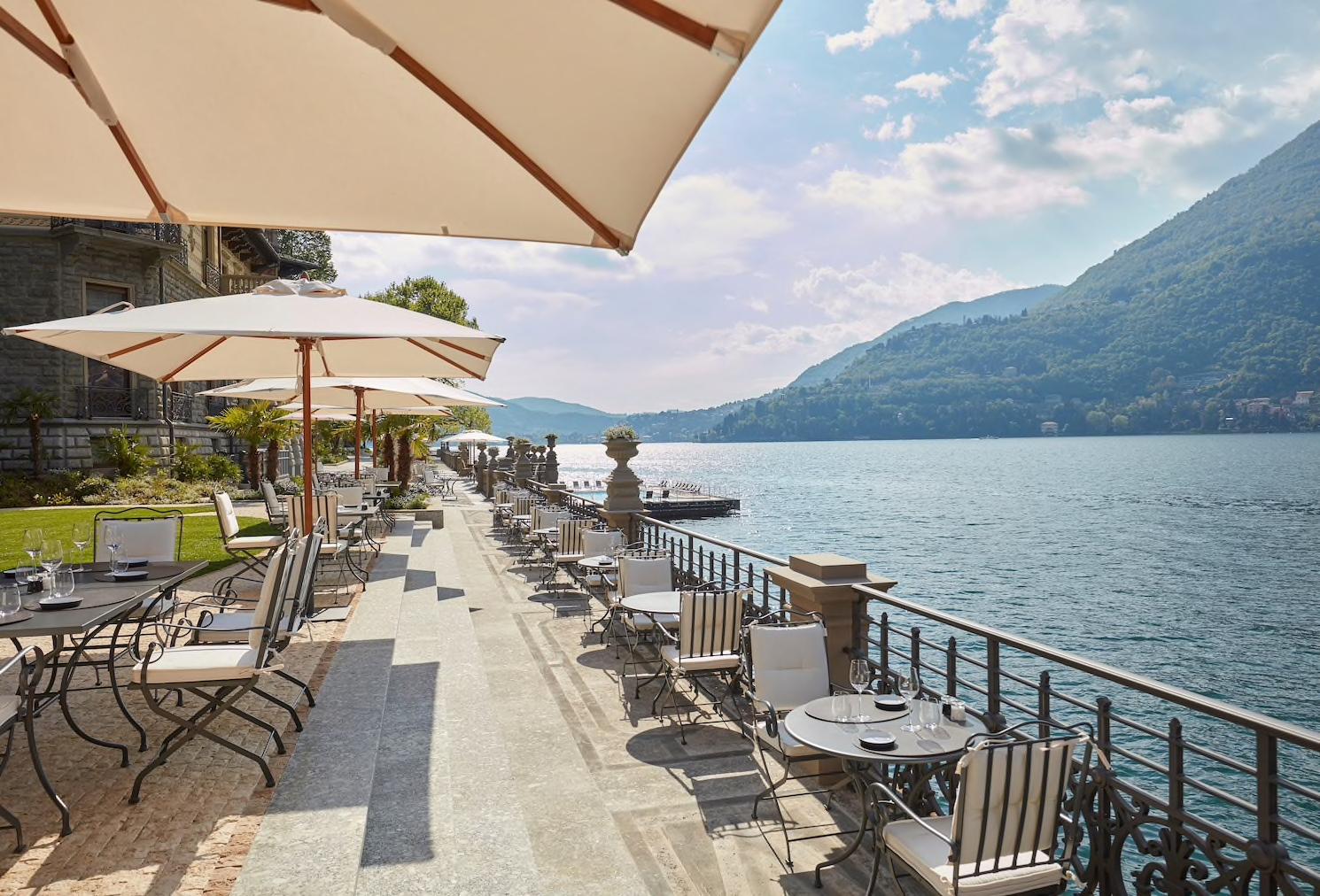 Mandarin Oriental Lago di Como, luna de miel en Italia, Los hoteles más lujosos de Italia - Wedding Hub - 08