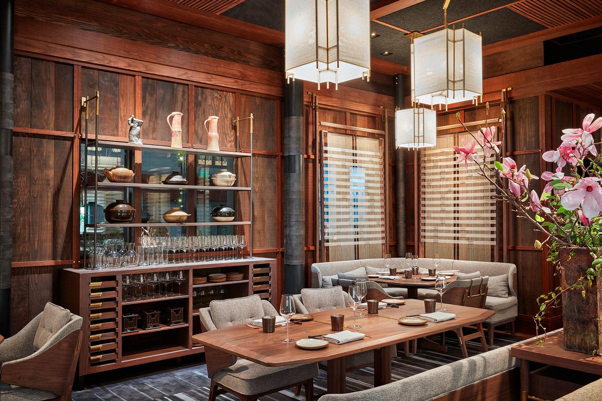 Single Thread California restaurante con 3 estrellas Michelin, los mejores restaurantes del mundo, los mejores restaurantes en estados unidos - Wedding Hub - 013