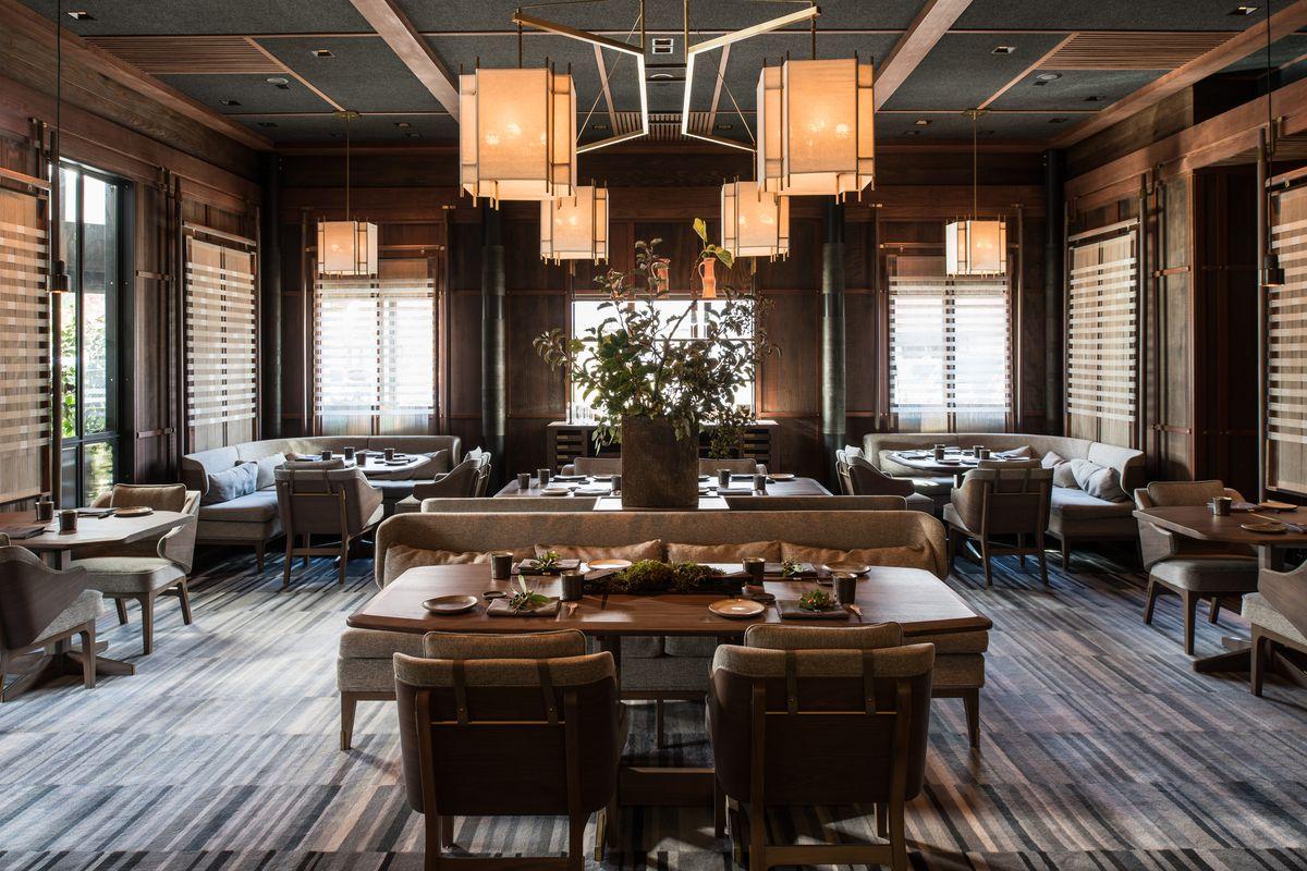 Single Thread California restaurante con 3 estrellas Michelin, los mejores restaurantes del mundo, los mejores restaurantes en estados unidos - Wedding Hub - 07