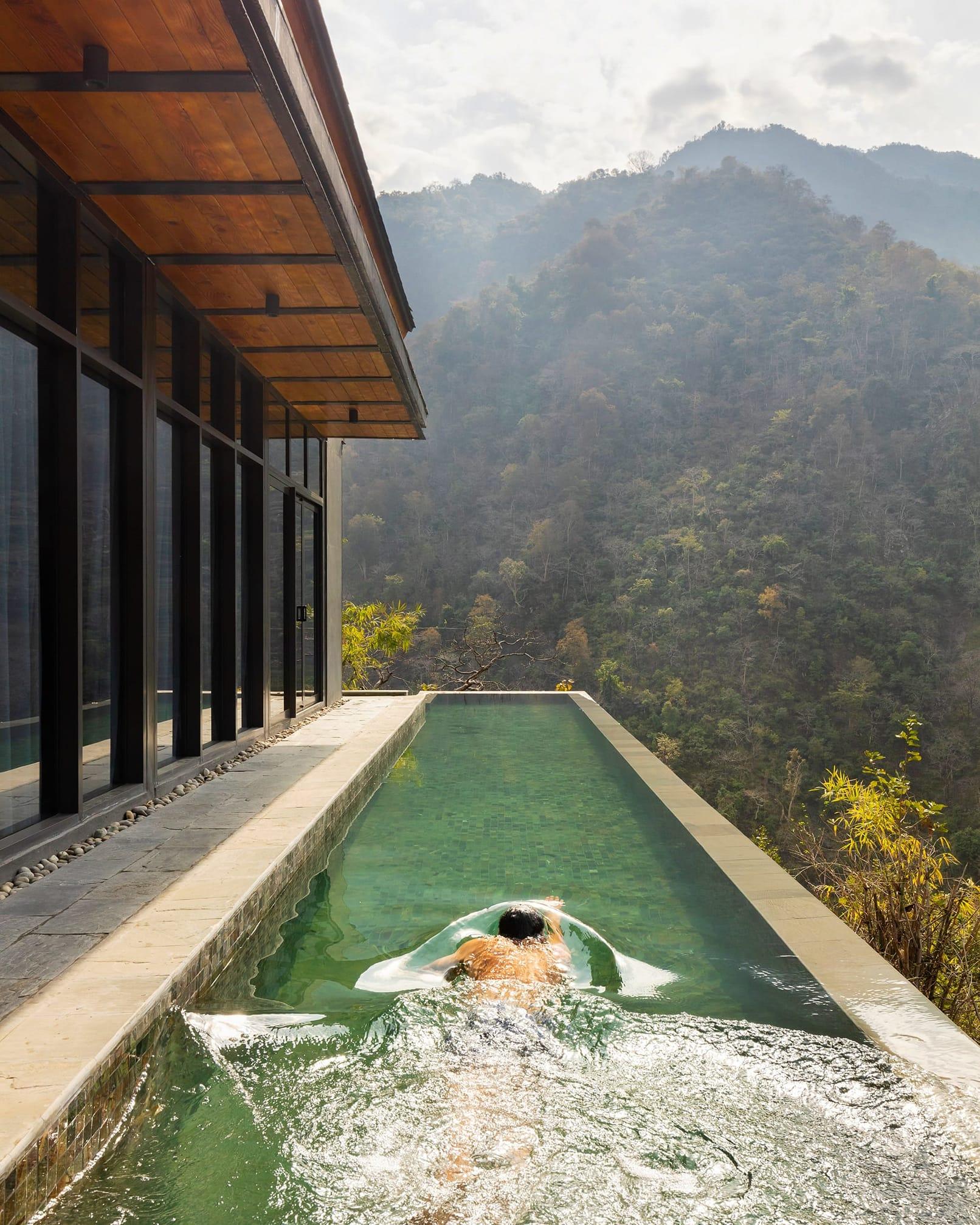 Taj Rishikesh Resort & Spa, Uttarakhand, hoteles de lujo en la india, luna de miel en la india - Wedding Hub - 015