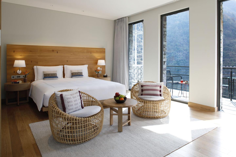 Taj Rishikesh Resort & Spa, Uttarakhand, hoteles de lujo en la india, luna de miel en la india - Wedding Hub - 06