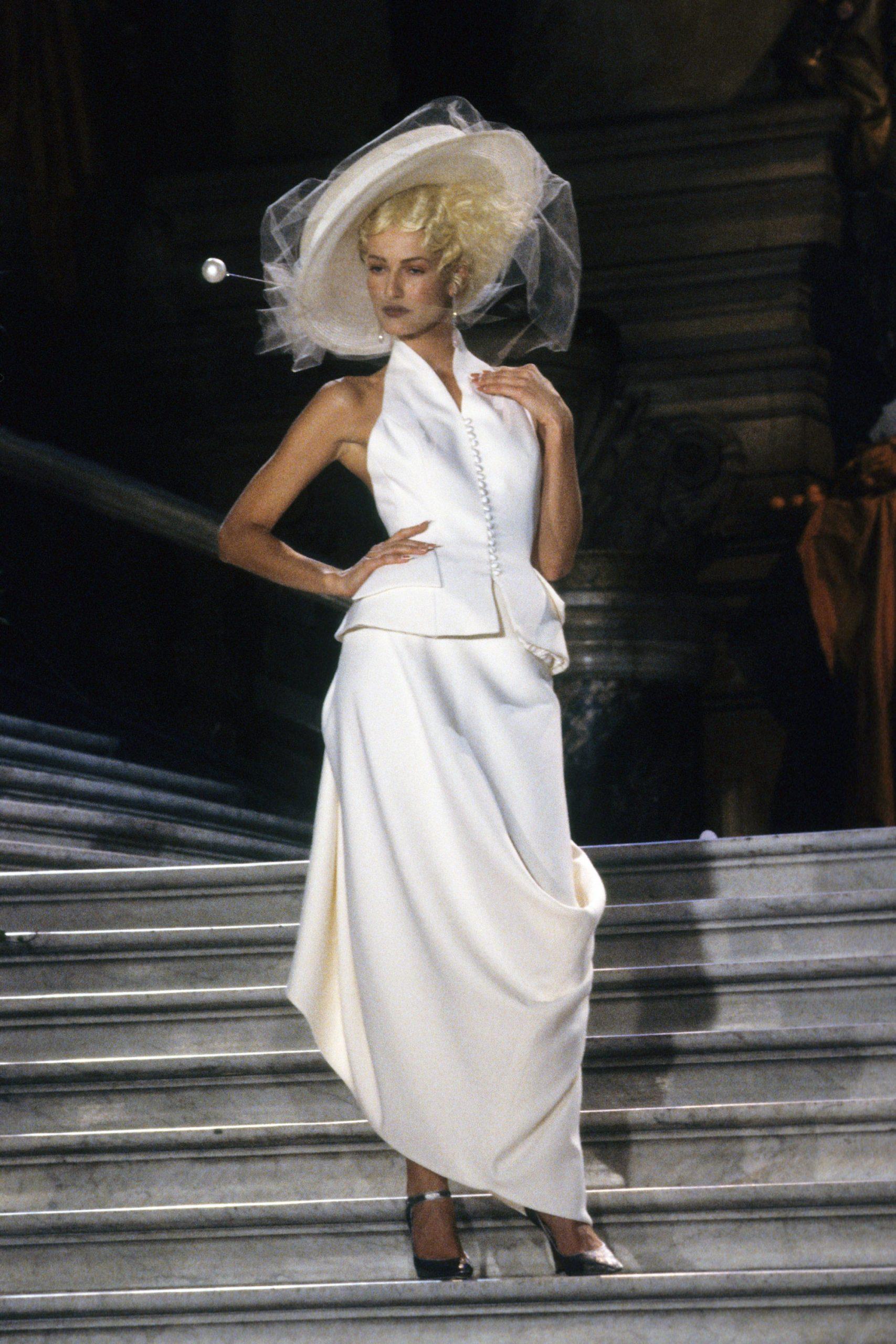 Christian Dior haute couture 1998 - Wedding Hub - 02