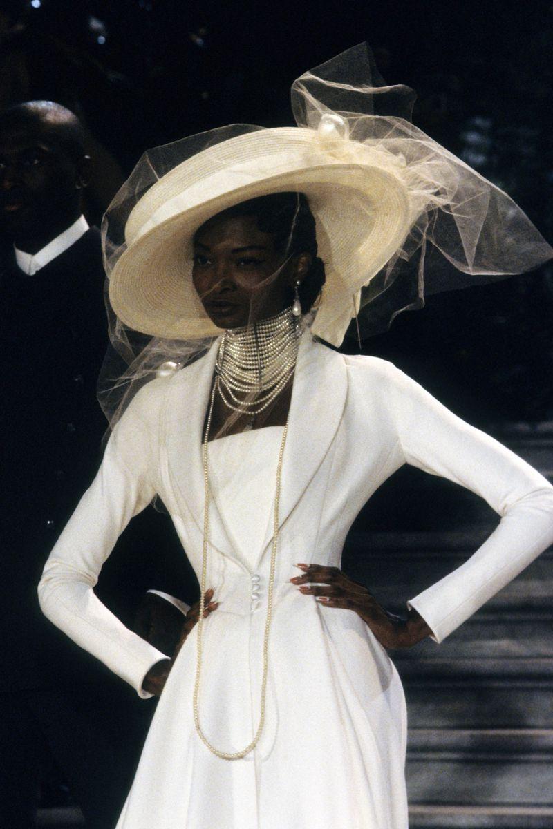 Christian Dior haute couture 1998 - Wedding Hub - 03