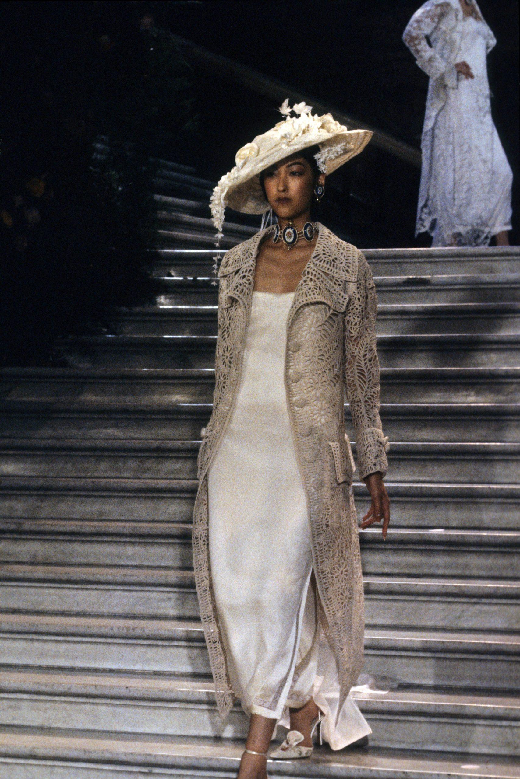 Christian Dior haute couture 1998 - Wedding Hub - 04