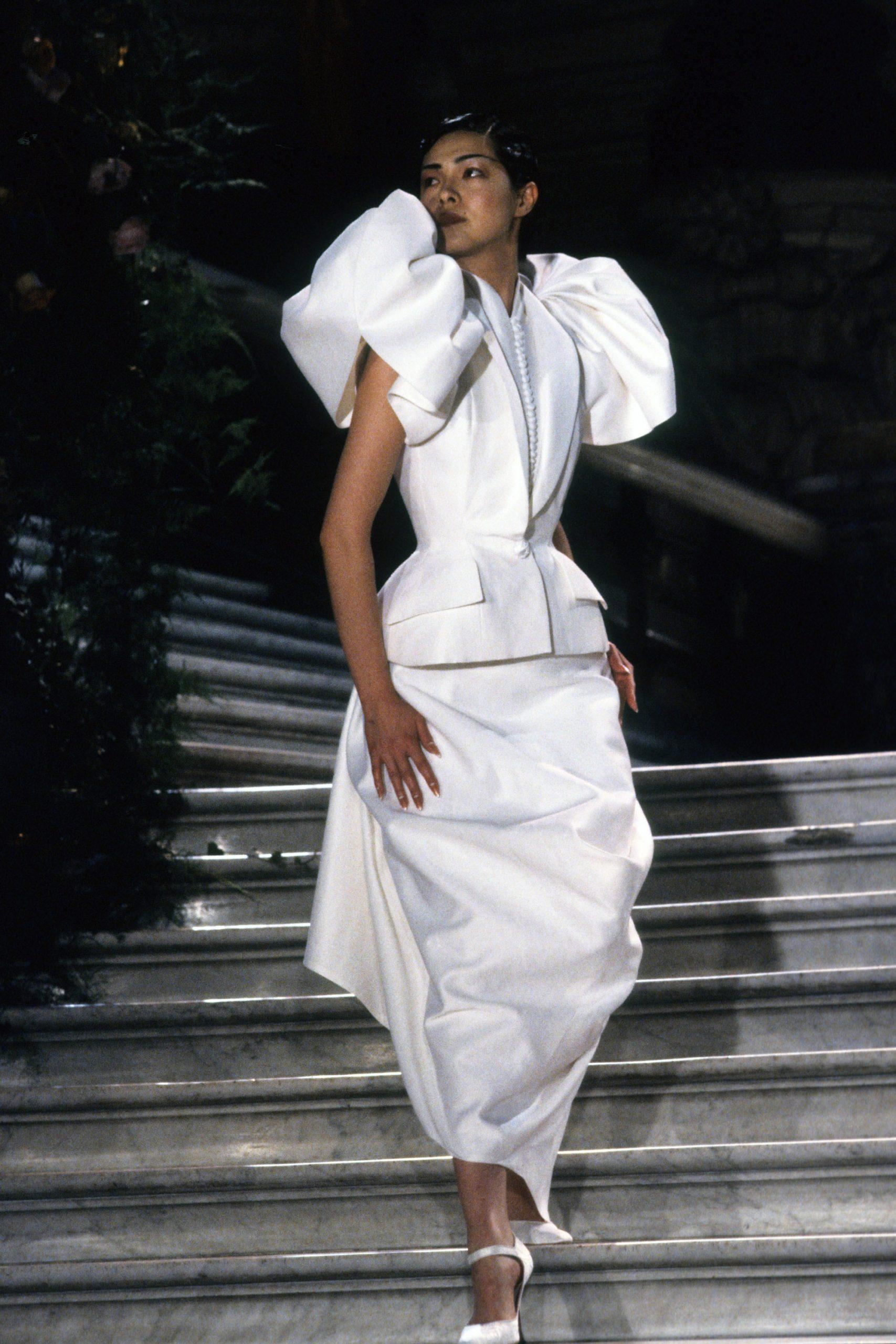 Christian Dior haute couture 1998 - Wedding Hub - 06