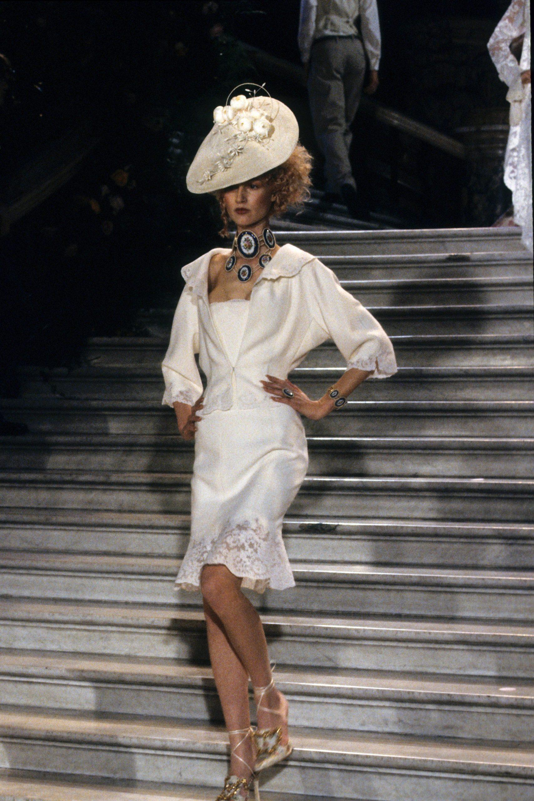 Christian Dior haute couture 1998 - Wedding Hub - 09