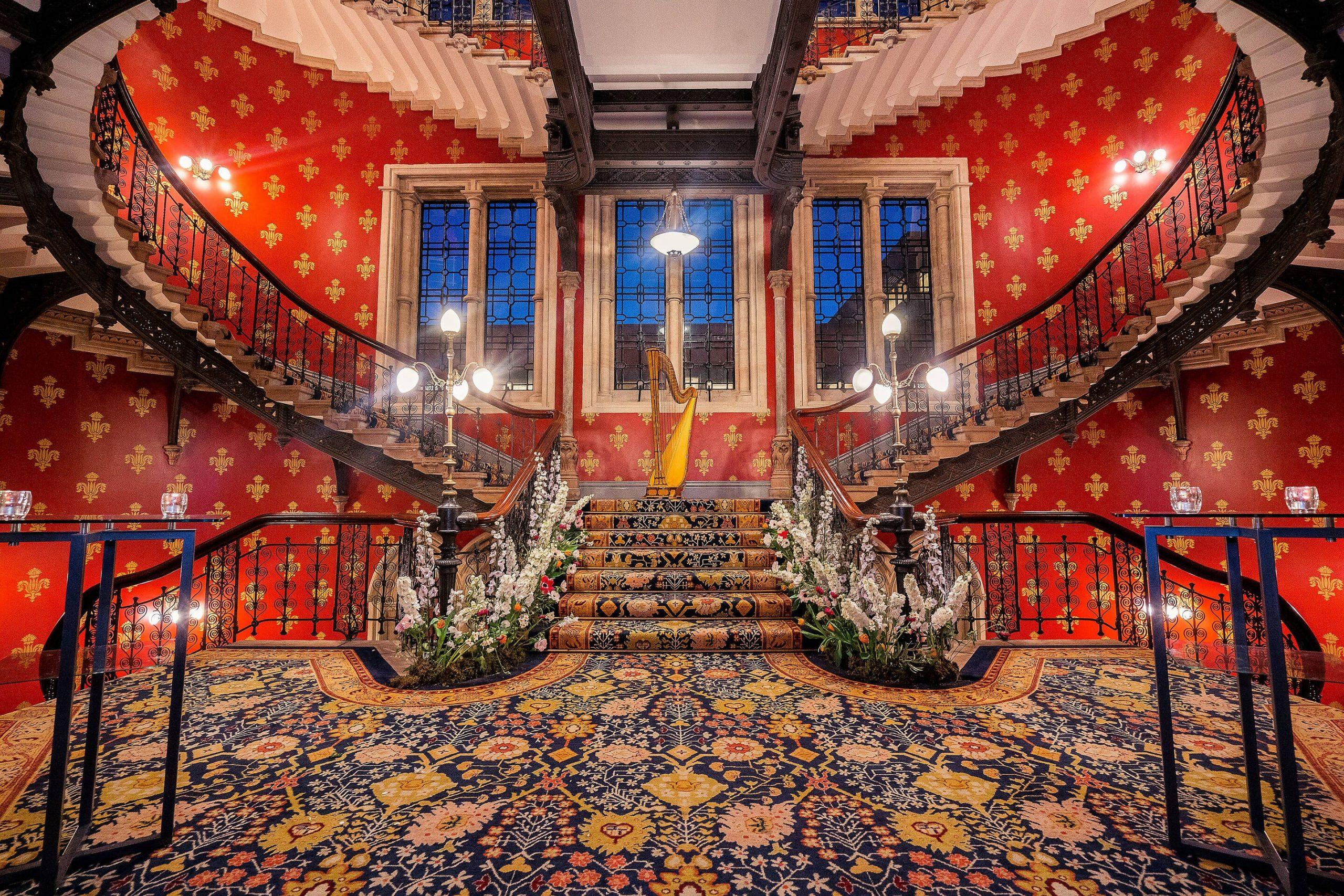 St. Pancras Renaissance Hotel London, most exclusive wedding venues in the world - Wedding Hub - 06