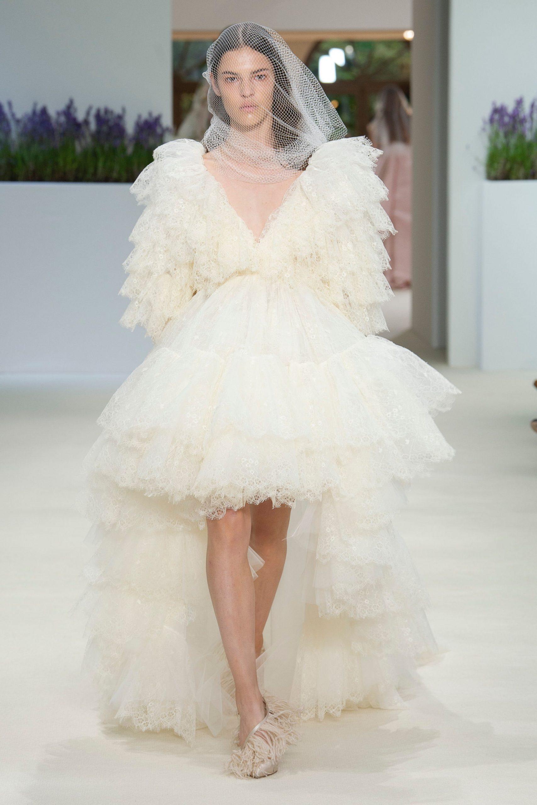 Vestidos de novia Giambattista Valli, vestidos de novia alta costura Giambattista Valli - Wedding Hub - 022