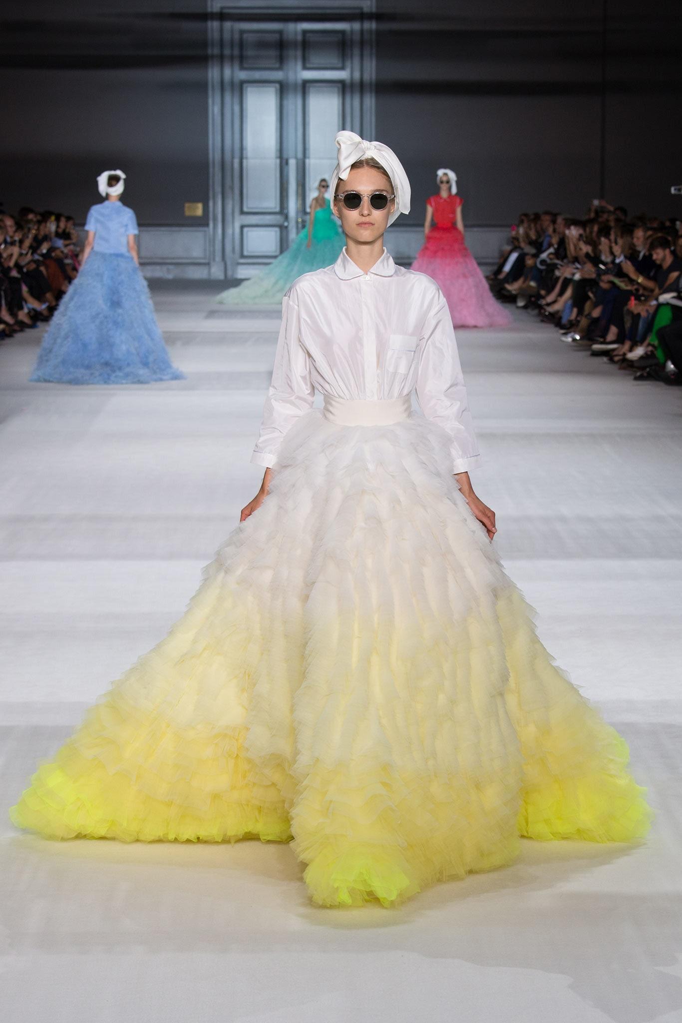Vestidos de novia Giambattista Valli, vestidos de novia alta costura Giambattista Valli - Wedding Hub - 06