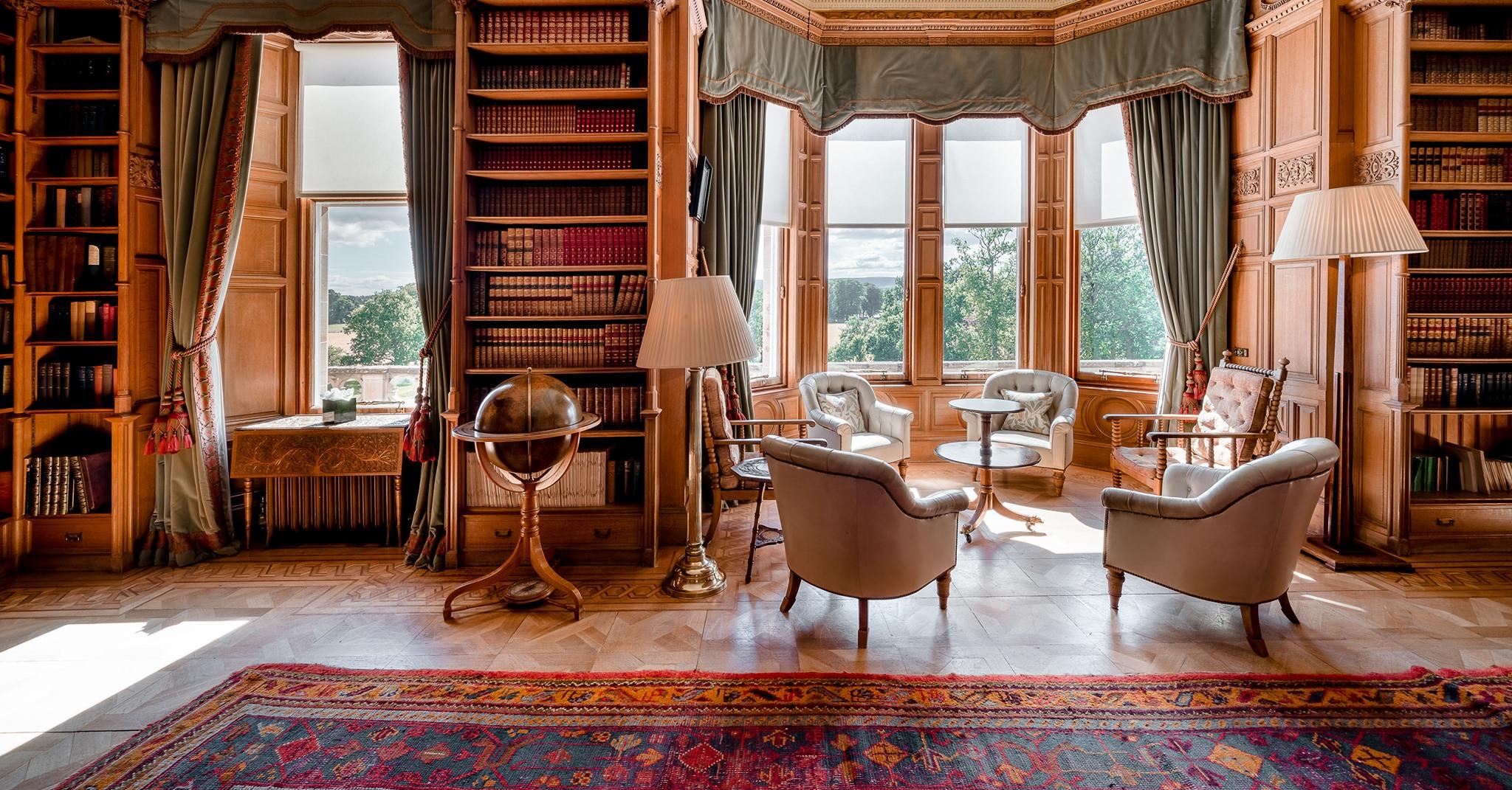 skibo castle scotland, luxury wedding venues, cásate en el castillo más exclusivo de escocia - Wedding Hub - 02