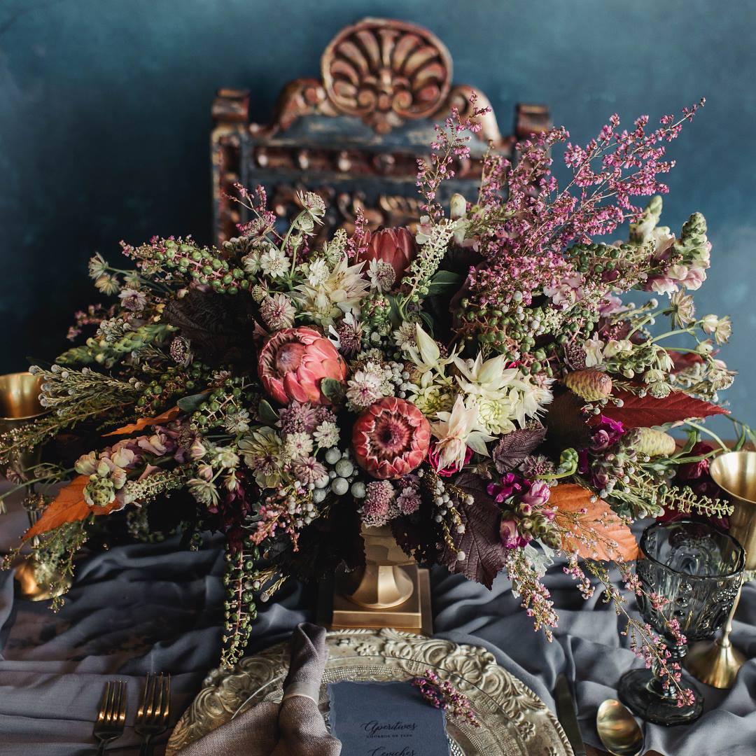 Bespoke by Bliss, diseño floral para boda en Dubai - Wedding Hub - 010