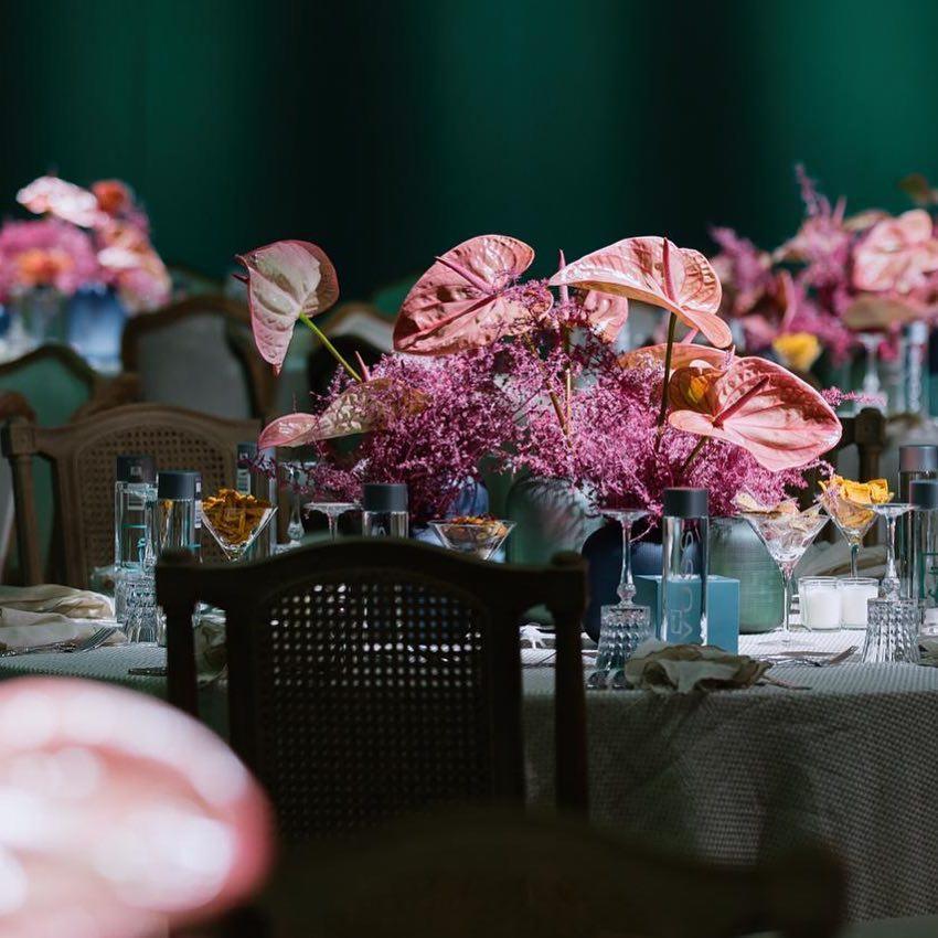 Bespoke by Bliss, diseño floral para boda en Dubai - Wedding Hub - 03