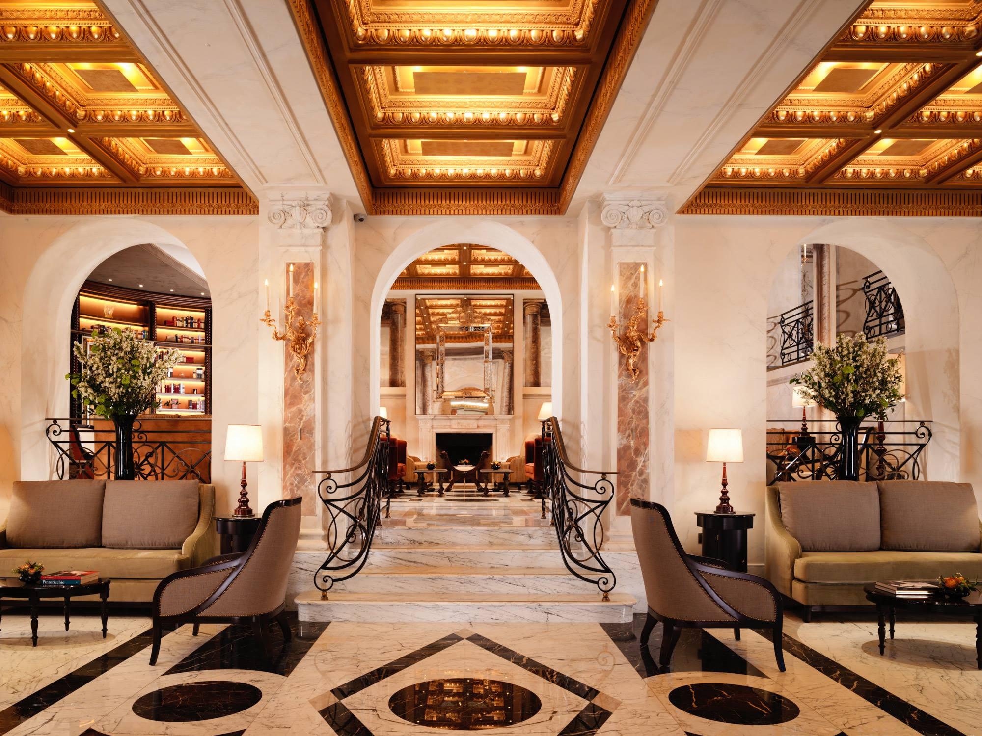 Hotel Eden Roma, luna de miel en Roma, los mejores hoteles para luna de miel en Roma - Wedding Hub - 013