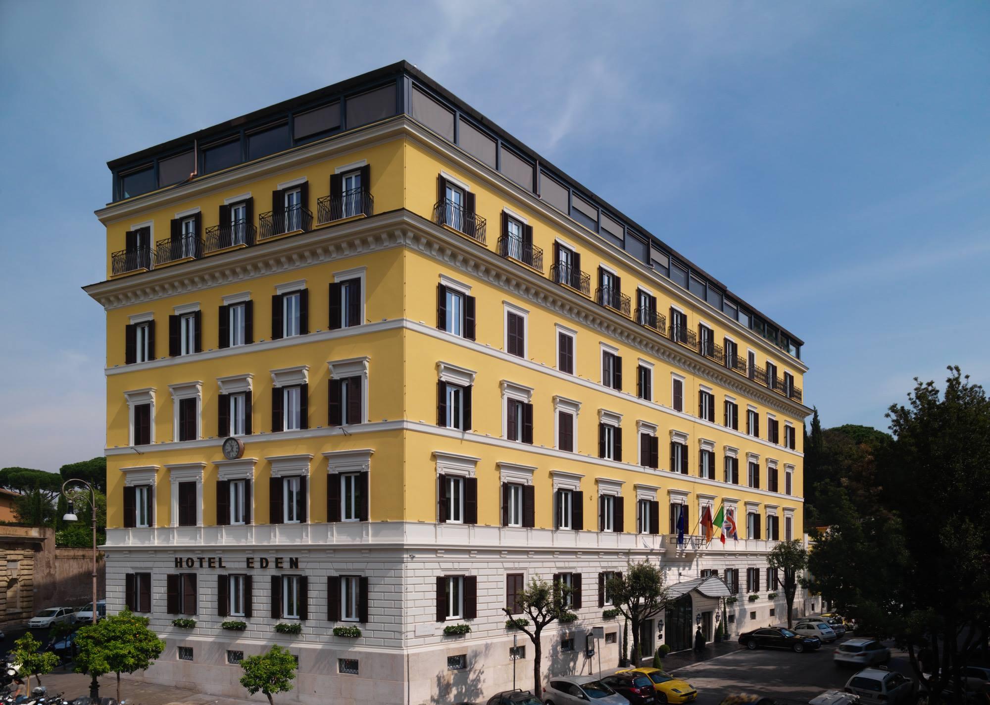 Hotel Eden Roma, luna de miel en Roma, los mejores hoteles para luna de miel en Roma - Wedding Hub - 014