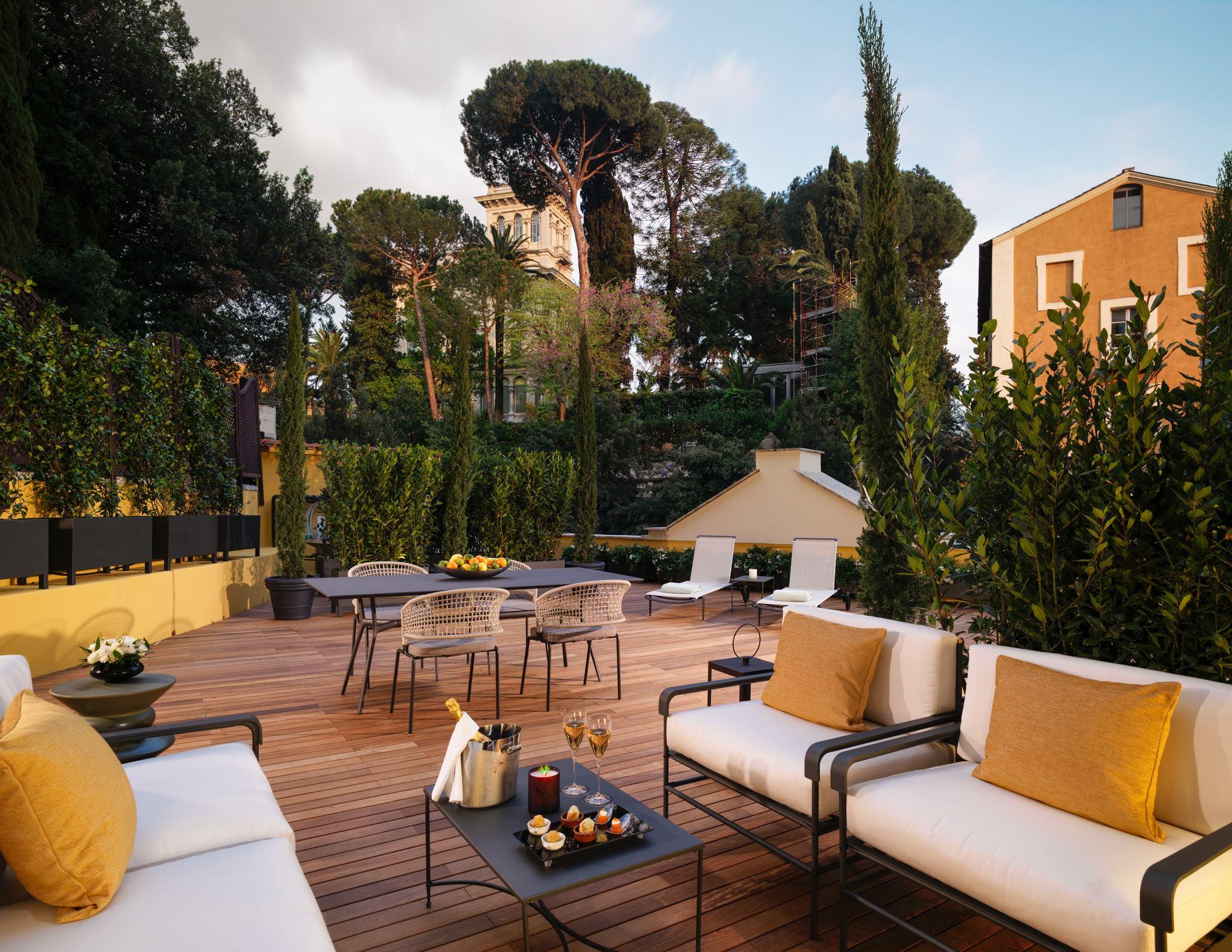 Hotel Eden Roma, luna de miel en Roma, los mejores hoteles para luna de miel en Roma - Wedding Hub - 08