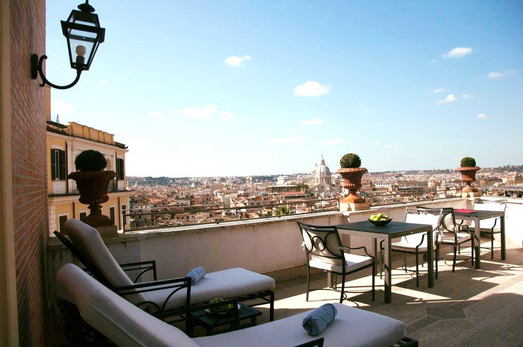 Hotel Hassler Roma, los hoteles más exclusivos en Roma - Wedding Hub - 03