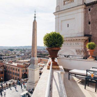Hotel Hassler Roma: El sitio perfecto para una luna de miel