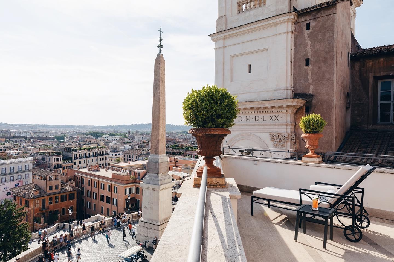 Hotel Hassler Roma, los hoteles más exclusivos en Roma - Wedding Hub - 09