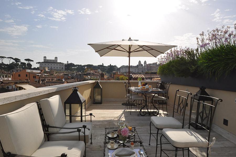 La Scelta di Goethe, luna de miel en Roma, los mejores hoteles para una luna de miel en Roma - Wedding Hub - 08