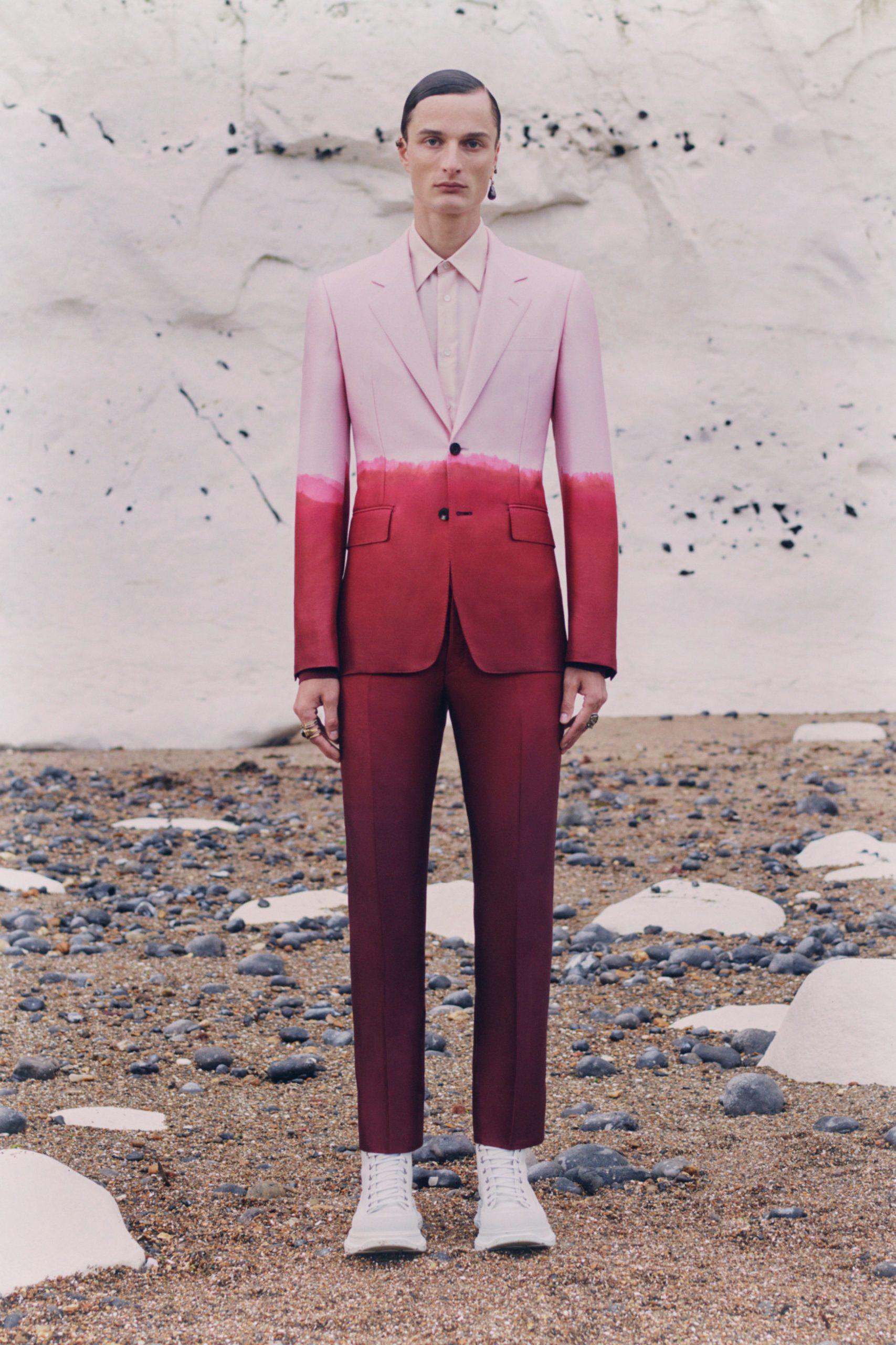 Alexander McQueen Spring 2021 - Wedding Hub - 06