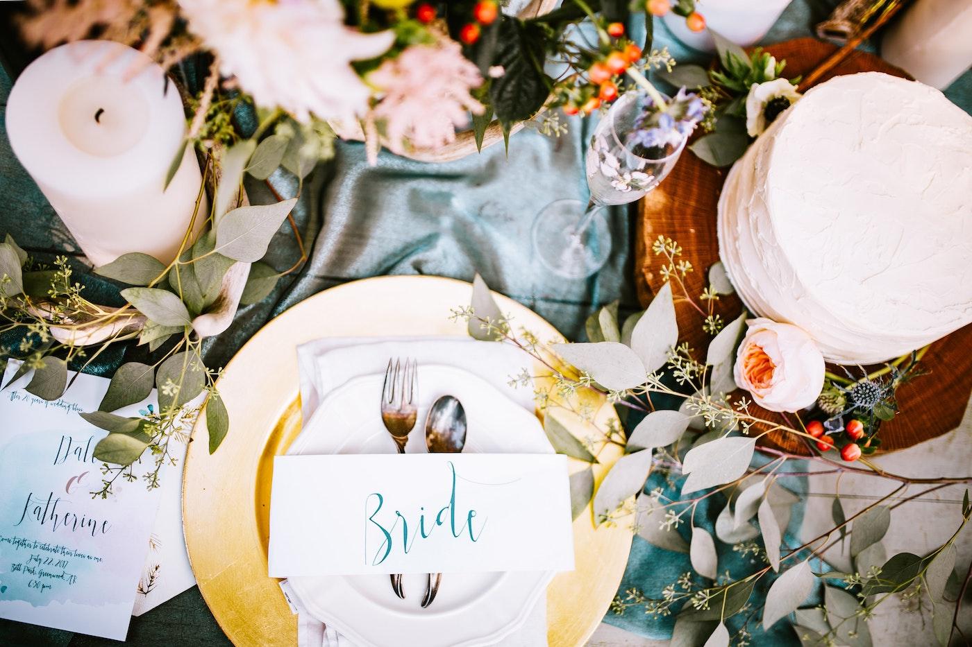 Cómo tener una boda con cero impacto - Annie Gray - Wedding Hub - 01
