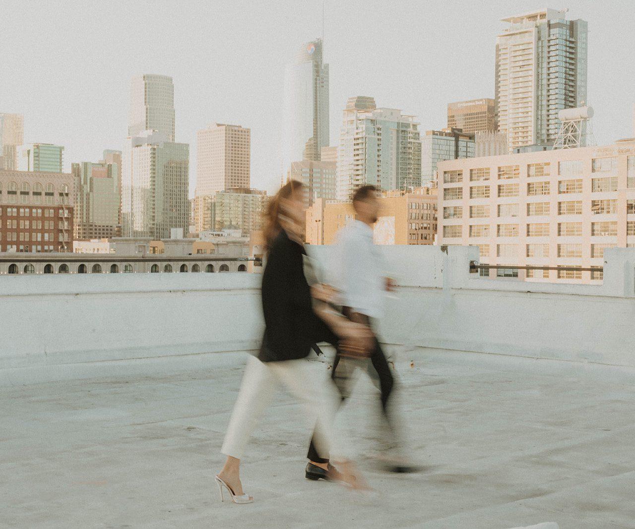 Foolishly Rushing In: Fotografía editorial de bodas inspirada en la moda