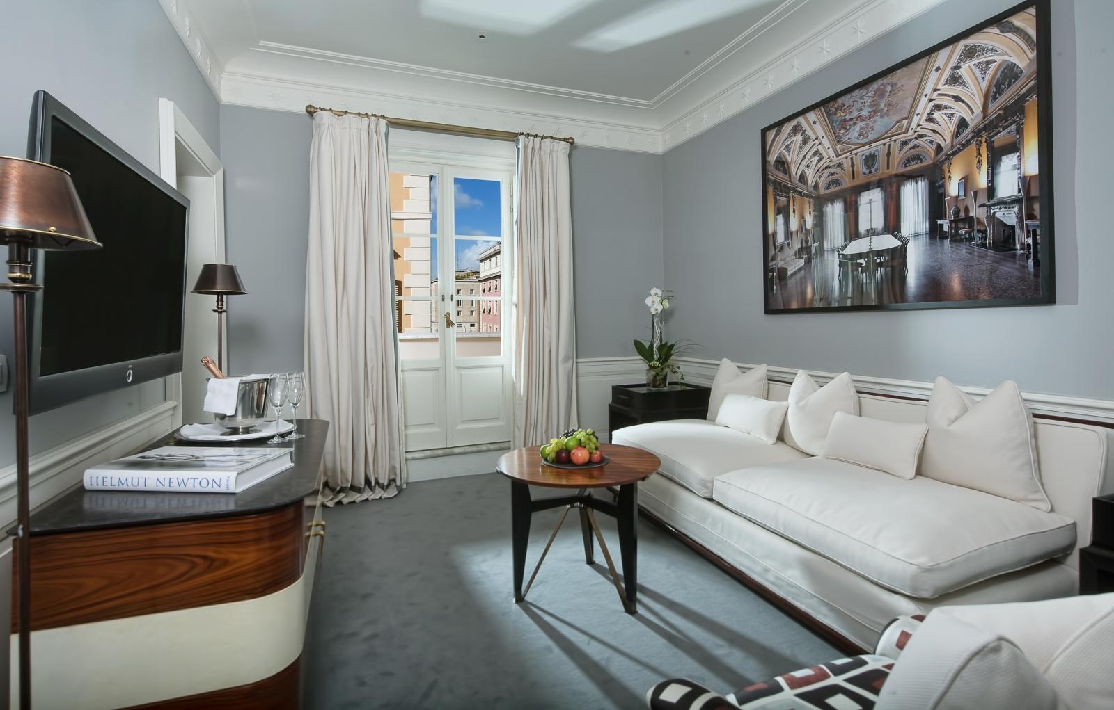 J.K. Place Roma, luna de miel en Roma, los mejores hoteles para luna de miel en Roma - Wedding Hub - 014