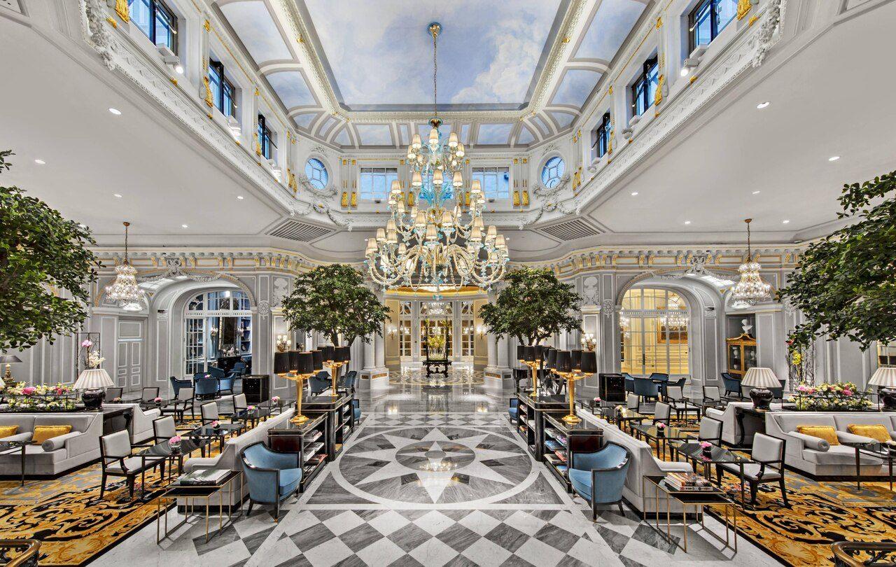 The St. Regis Rome: Lo mejor de Roma en uno de sus hoteles más top