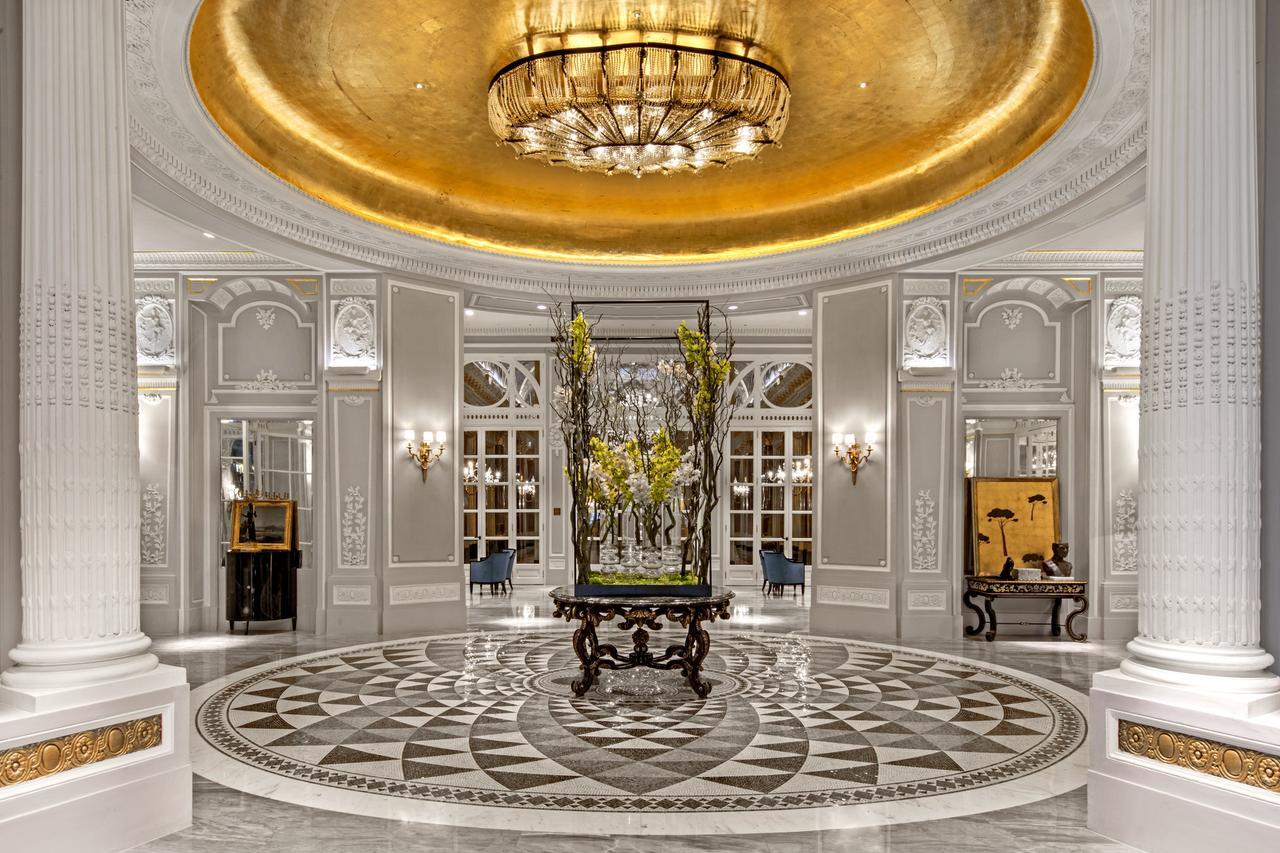 The St. Regis Rome, luna de miel en Roma, hoteles para luna de miel en Roma - Wedding Hub - 02