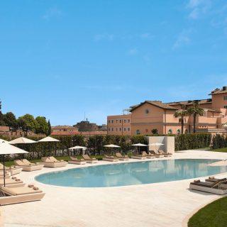 Villa Agrippina Gran Meliá: Una experiencia de lujo en Roma que no querrás perderte