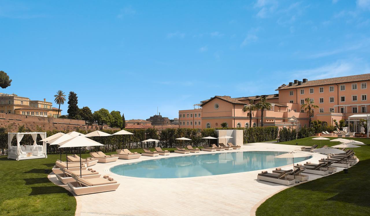 Villa Agrippina Gran Meliá, luna de miel en Roma, los mejores hoteles para luna de miel en Roma - Wedding Hub - 02