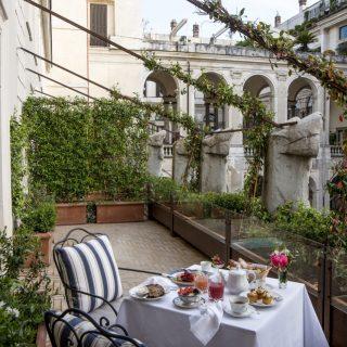 Vilòn Luxury Hotel: La residencia que guarda los mejores secretos de Roma