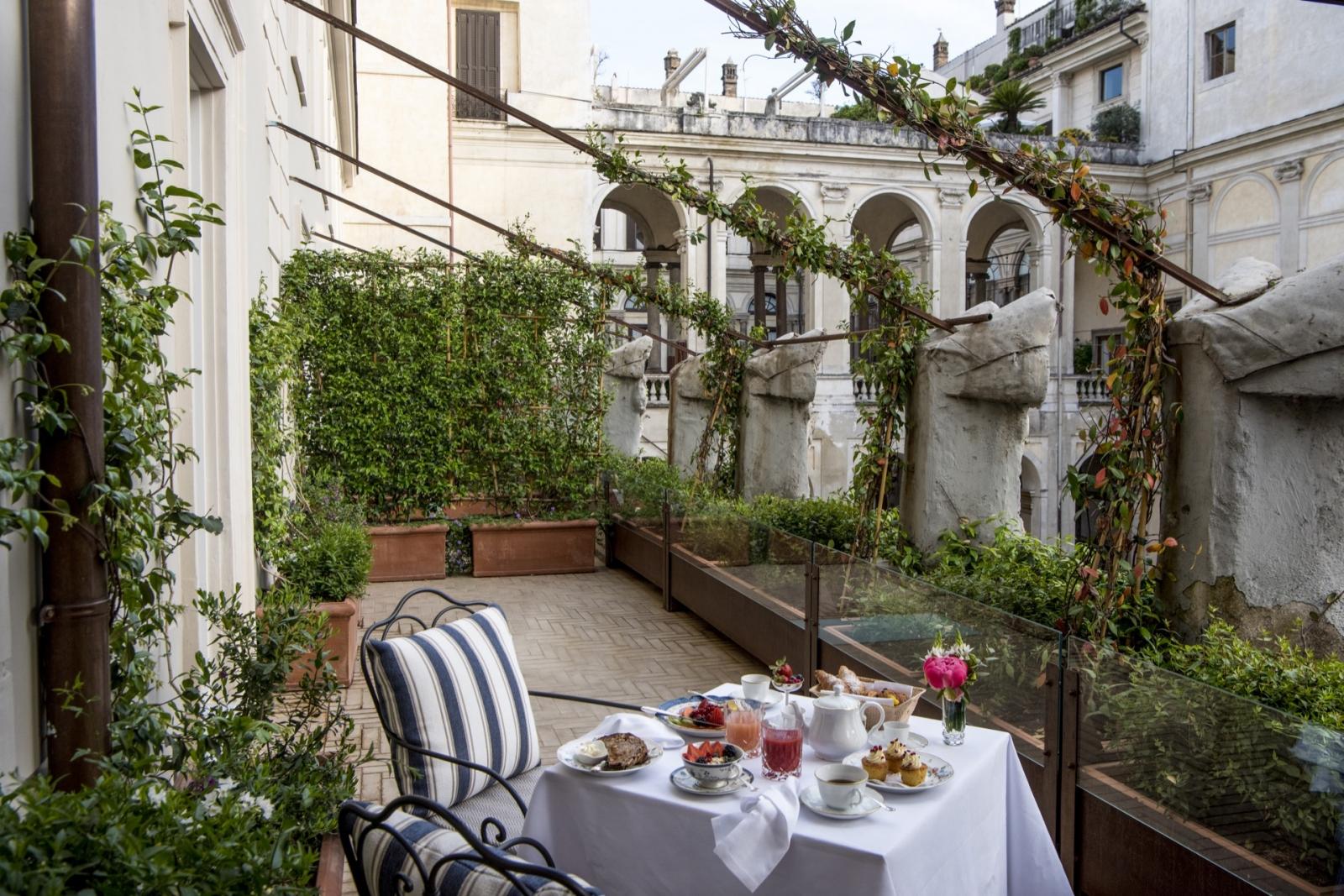Vilòn Luxury Hotel, luna de miel en Roma, hoteles para luna de miel en Roma - Wedding Hub - 01
