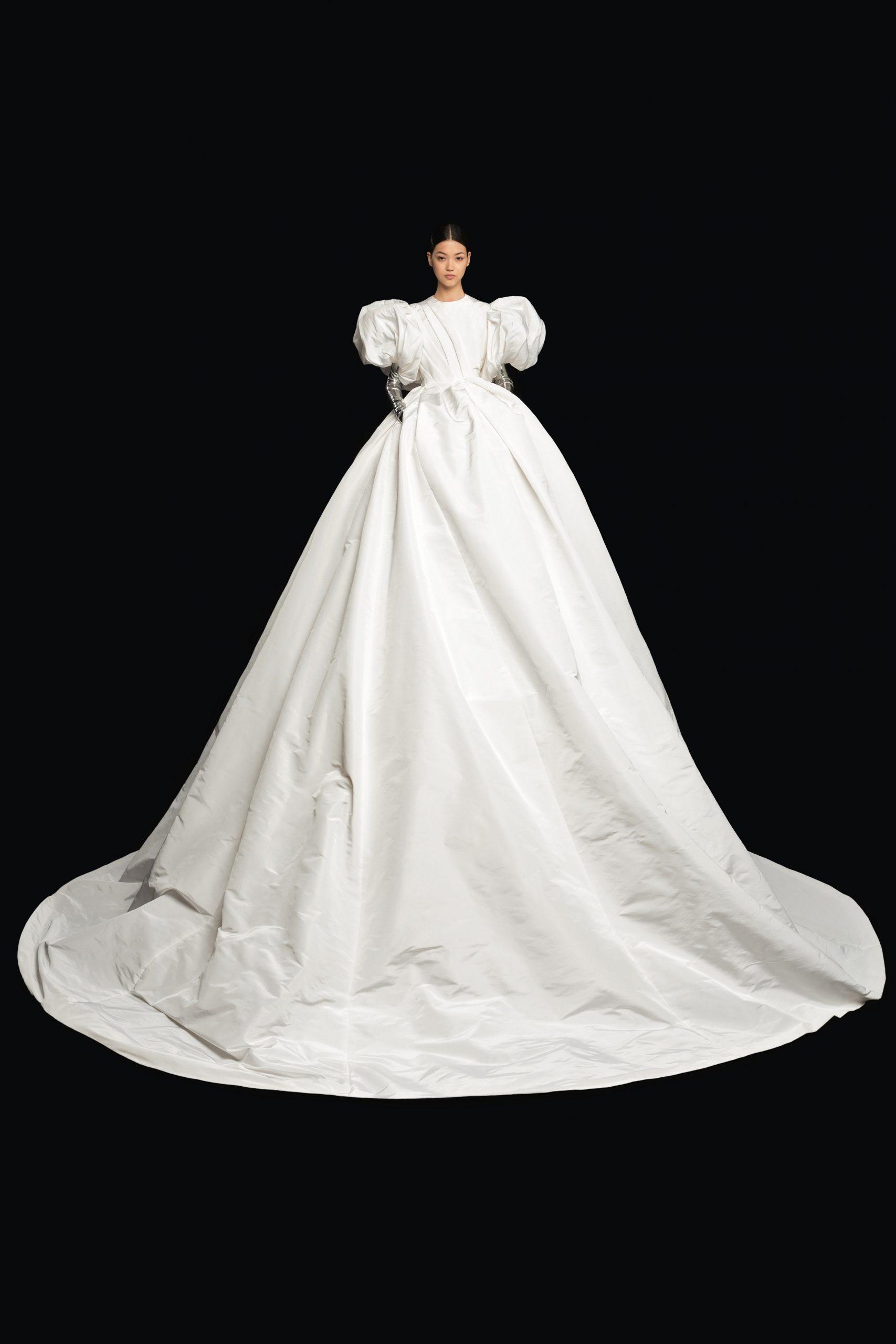 Valentino alta costura otoño 2020, valentino vestidos de novia - Wedding Hub - 04