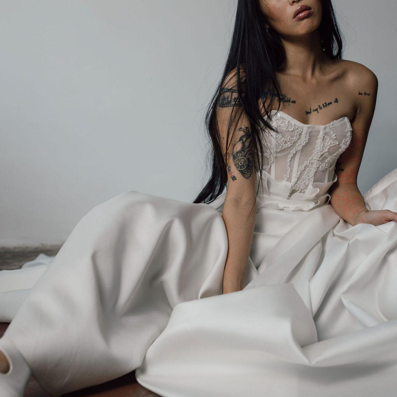 Blank: La colección de Ritual Unions y los vestidos de novia para las más audaces