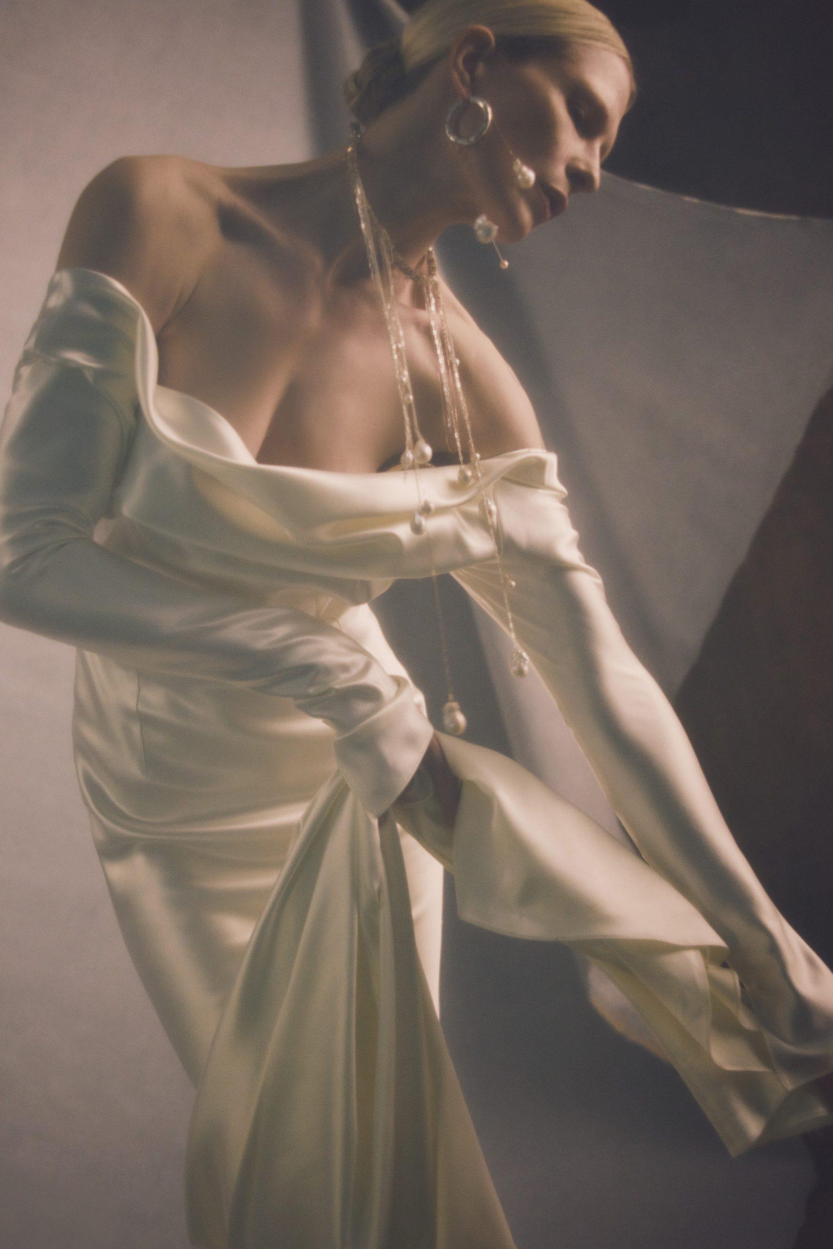 Danielle Frankel colección otoño 2021, vestidos de novia Danielle Frankel otoño 2021 - Wedding Hub - 024