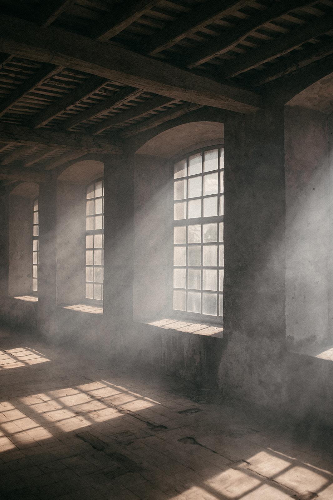 Abandoned Factory Story By Dos Santas