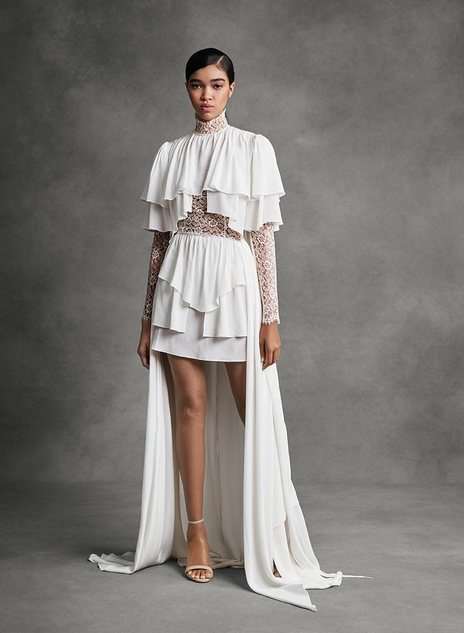 Andrew Kwon vestidos de novia 2022, vestidos de novia 2022, bridal fashion week 2022 - Wedding Hub - 010