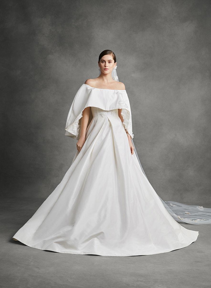 Vestidos de novia 2022 Andrew Kwon