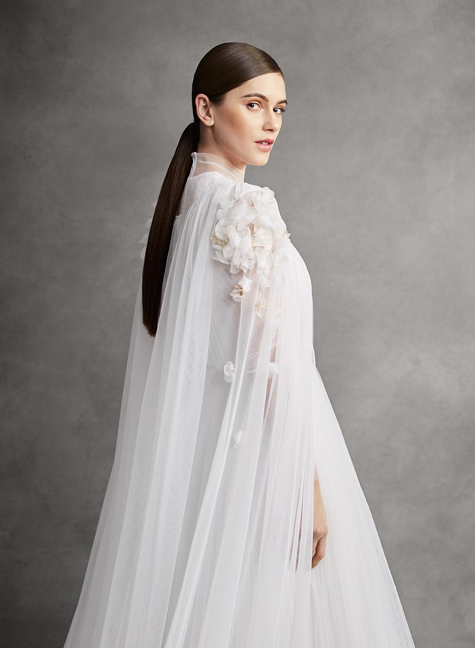 Andrew Kwon vestidos de novia 2022, vestidos de novia 2022, bridal fashion week 2022 - Wedding Hub - 02