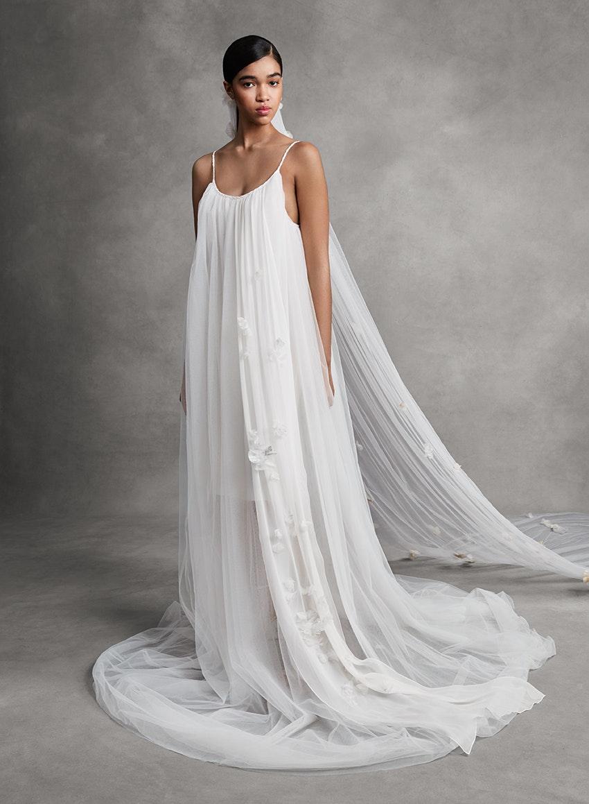 Andrew Kwon vestidos de novia 2022, vestidos de novia 2022, bridal fashion week 2022 - Wedding Hub - 08